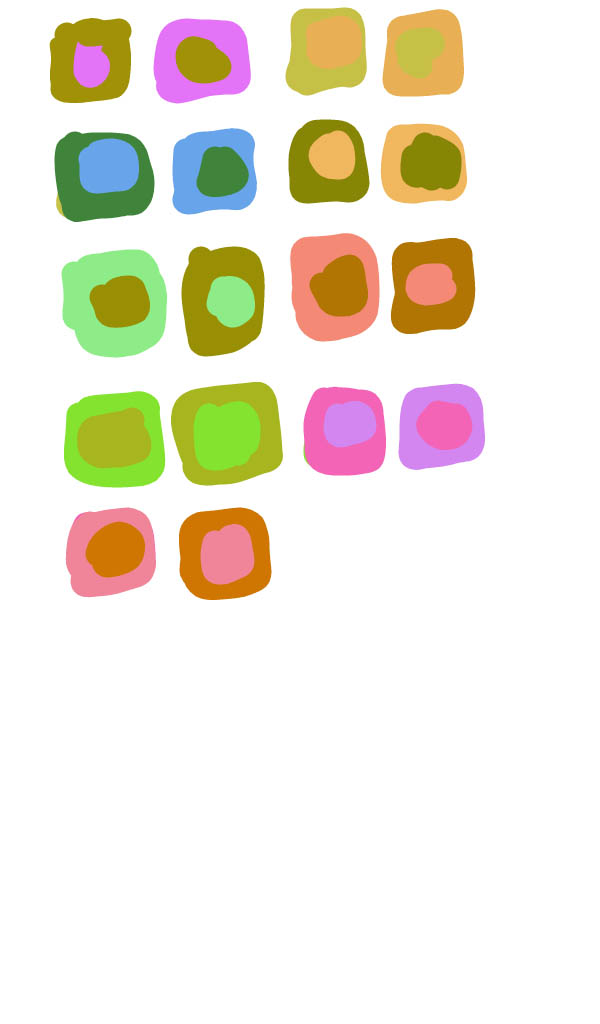 Colour Studies 2012, Unit 5